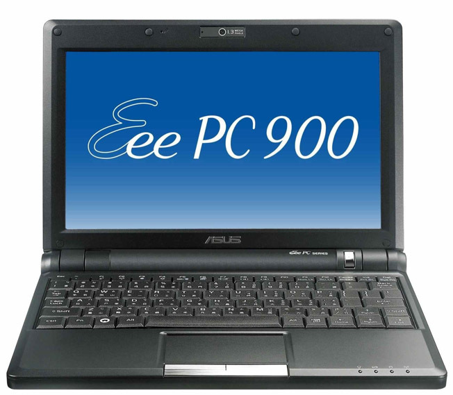 Retro Review of the Asus Eee PC 900